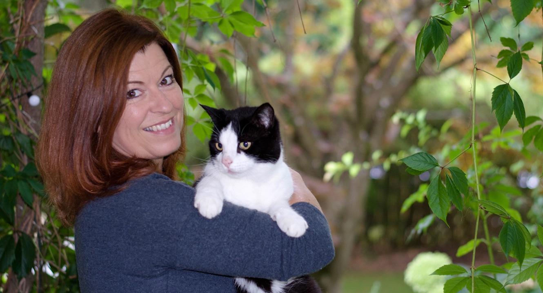 Esther Sager leitet im Tierkrematorium Seon AG das Kundenbetreuungsteam. (Foto: Esther Sager, Tierkremation.ch)