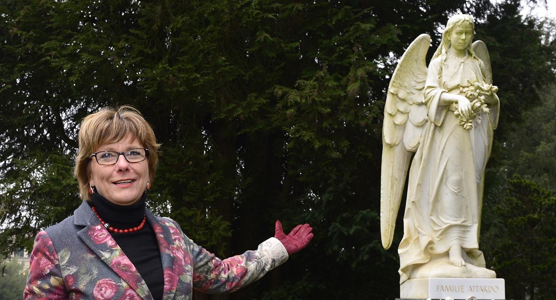 Pfarrerin Claudia Mehl