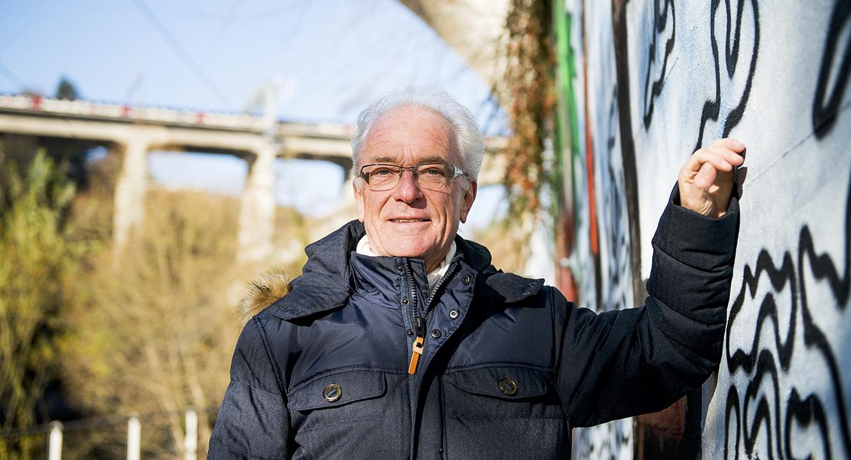 Sterbeforscher Dr. Gabriel Looser zum Thema Suizid
