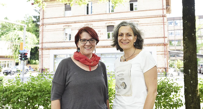 Kindsverlust Anna Margareta Neff und Christine Friedli