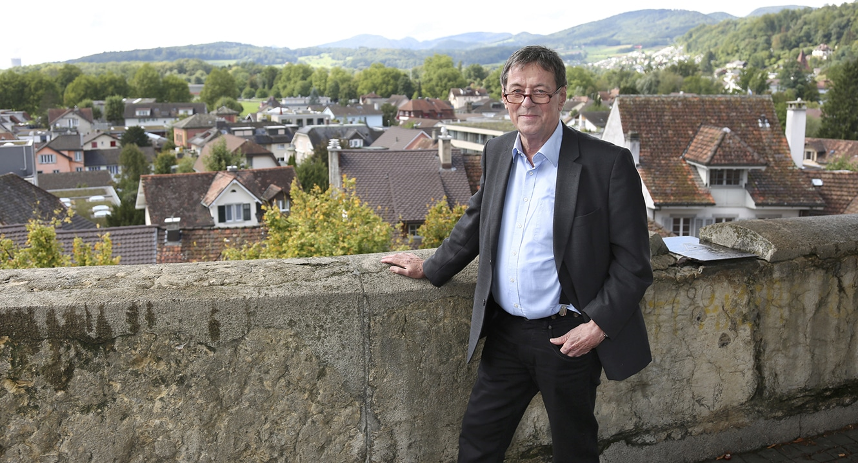 Trauerredner Jörg Bertsch