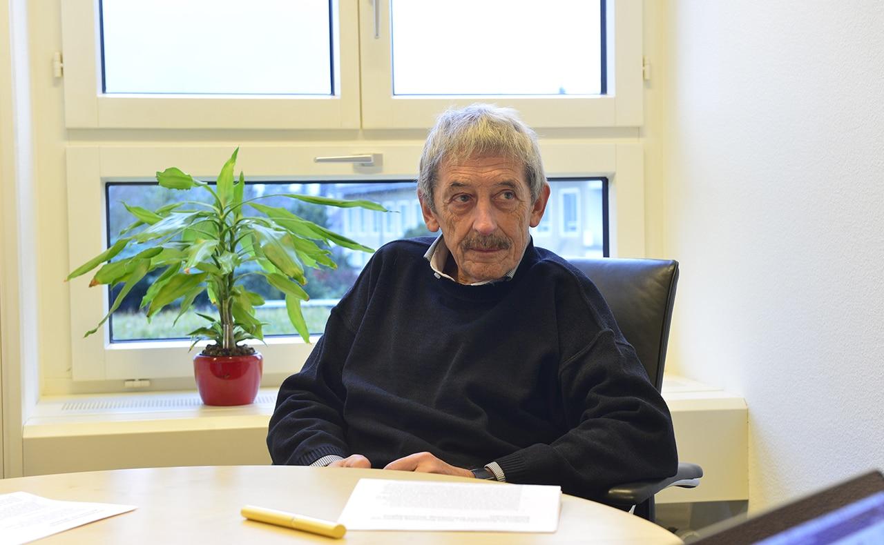 Kinderhospiz: Dr. med. Alois Birbaumer