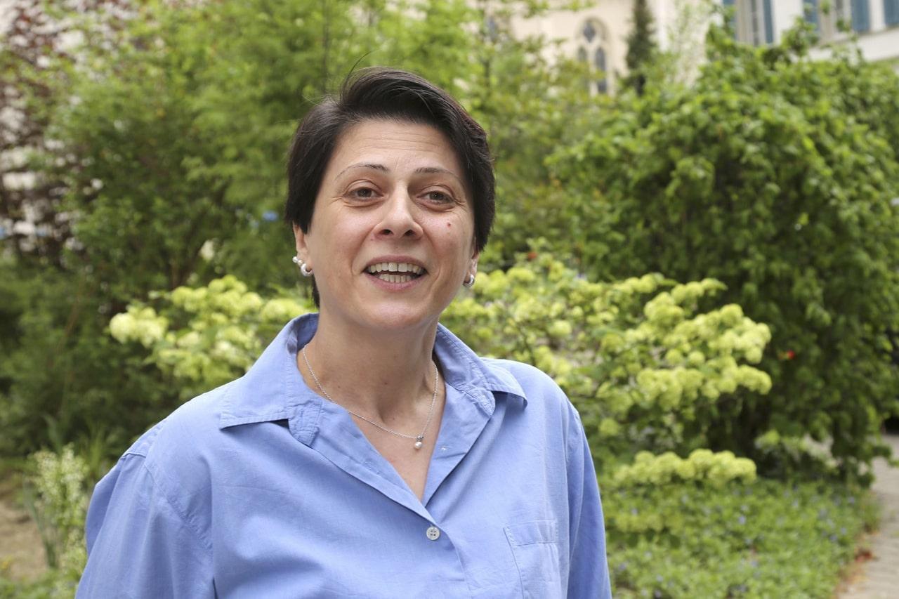 Mara Dontenvill redet über den Pflegeberuf