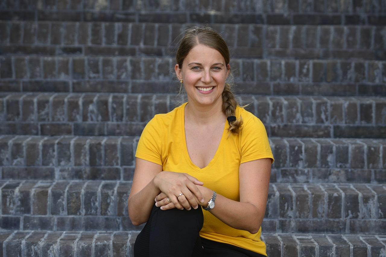 Larissa Gehrig, Leiterin Fachdienst Palliative Care bei der Spitex Zürich Sihl