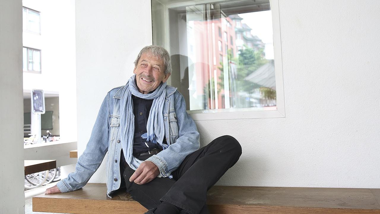 Alois Birbaumer, pensionierte Arzt und Autor