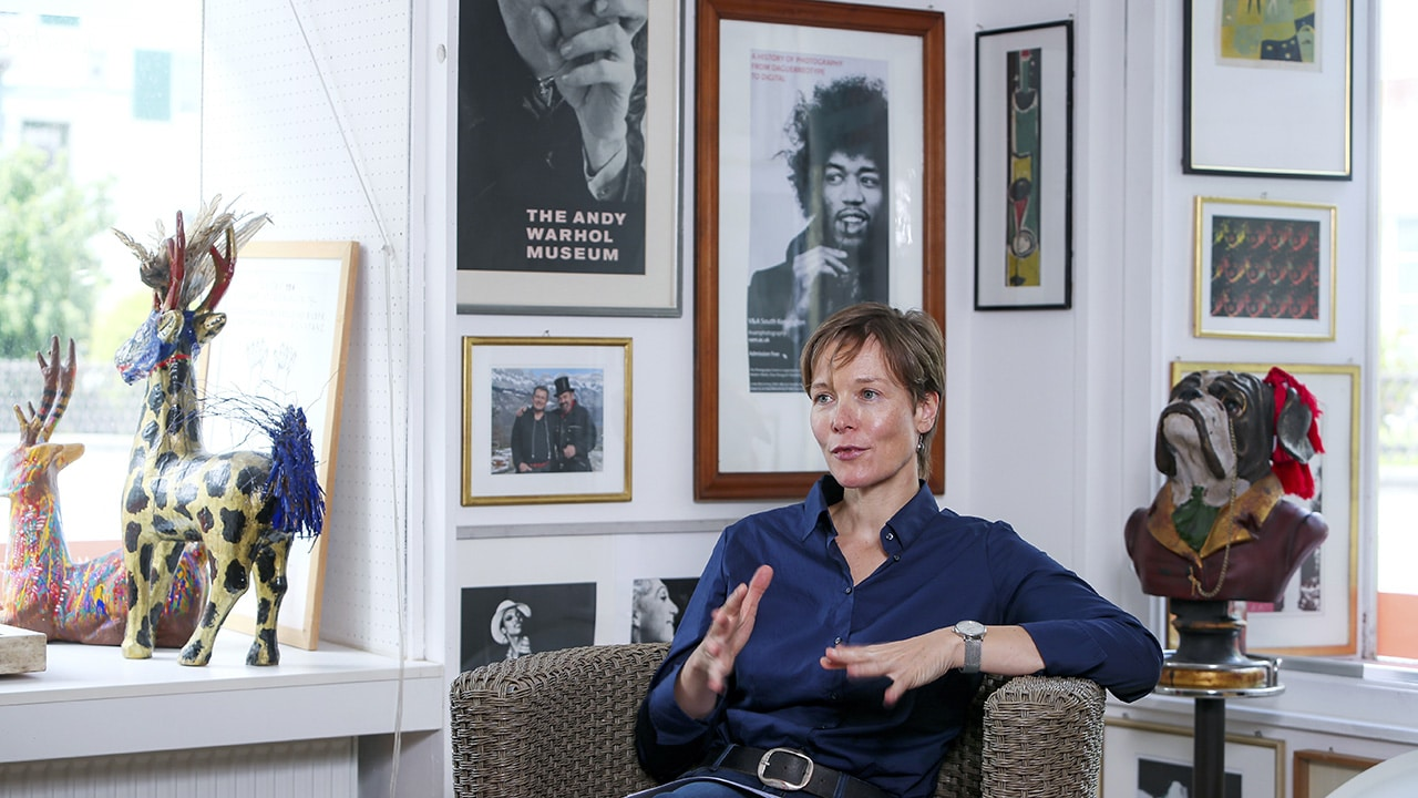 Hoffnung in der Onkologie: Dr. med. Ina Bujard, Oberärztin am Spital Walenstadt