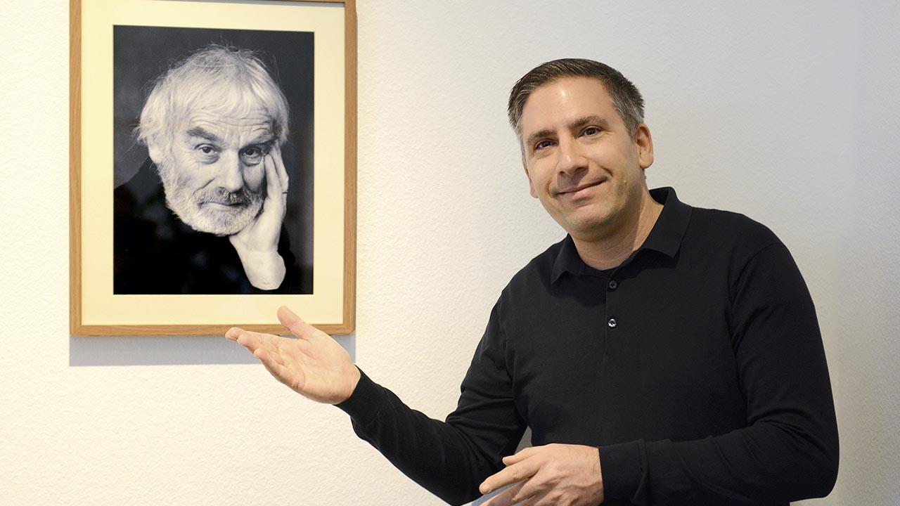 Matthias von Allmen, Fundraising-Beauftragter beim Sozialwerk Pfarrer Sieber