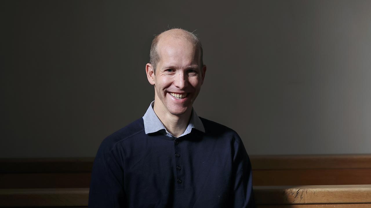Tom Hofer, responsable de la collecte de fonds auprès des donateurs privés chez Co-operaid. (Photo : Eddy Risch)