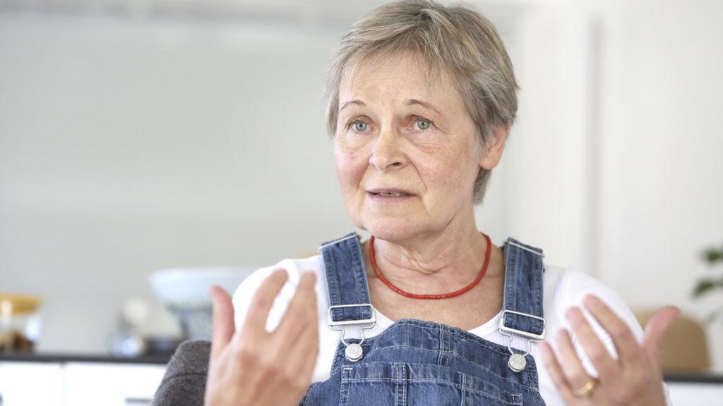 Christina Sgier, Märchen-Erzählerin