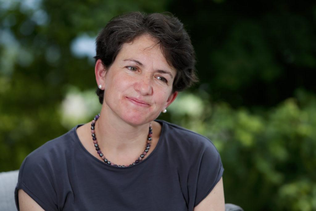 Brigitte Jäger, Fachberaterin Brückendienst der Krebsliga